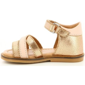 Chaussures Fille Sandales et Nu-pieds Aster Nawak CORAIL