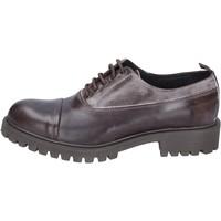 Chaussures Homme Derbies & Richelieu Ossiani élégantes cuir marron