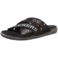 Chaussures Homme Sandales et Nu-pieds Dockers by Gerli 44sb001 noir