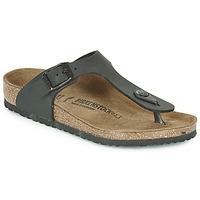 Chaussures Enfant Tongs Birkenstock GIZEH Black