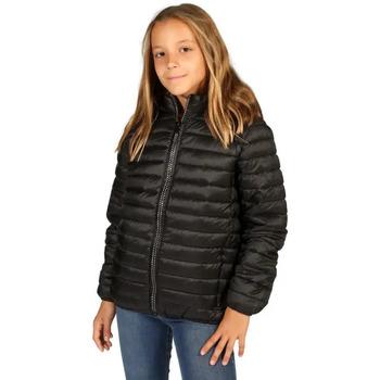 Vêtements Enfant Doudounes Waxx Doudoune  STRASS Noir