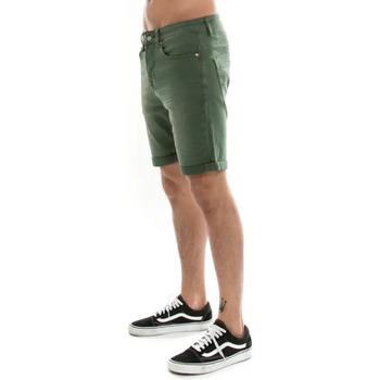 Vêtements Homme Shorts / Bermudas Waxx Short joggjean PACIFIC Vert Kaki