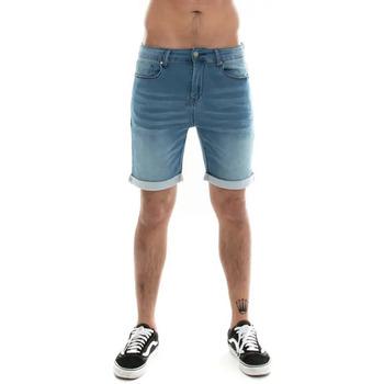 Vêtements Homme Shorts / Bermudas Waxx Short joggjean PACIFIC Bleu
