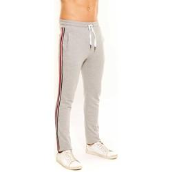 Vêtements Homme Pantalons de survêtement Waxx Pantalon Survêtement WEST Gris Clair
