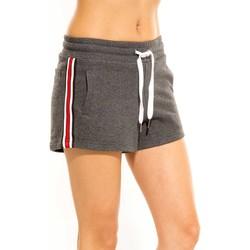 Vêtements Femme Shorts / Bermudas Waxx Short Survêtement MARIA Gris Foncé