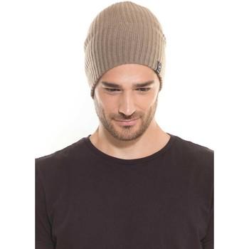 Accessoires textile Homme Bonnets Waxx Bonnet Homme LONDON Moka