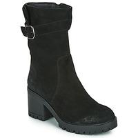 Chaussures Femme Bottes ville Les Petites Bombes BOUM Noir