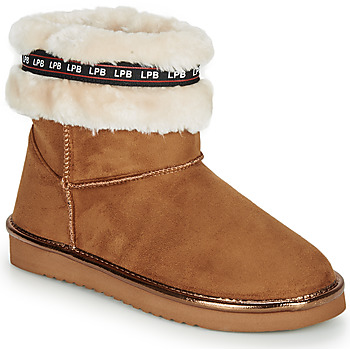 Chaussures Femme Boots Les Petites Bombes KITY Camel
