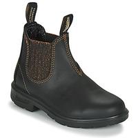 Chaussures Fille Boots Blundstone KIDS-BLUNNIES-1992 Noir / Glitter