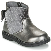 Chaussures Fille Bottes ville Chicco CORRY Gris