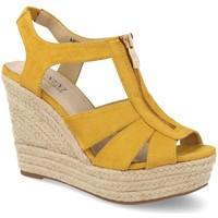 Chaussures Femme Espadrilles Benini A9072 Amarillo