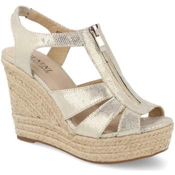 Chaussures Femme Espadrilles Benini A9072 Plata