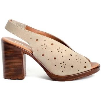 Chaussures Femme Sandales et Nu-pieds Bryan 620 Beige
