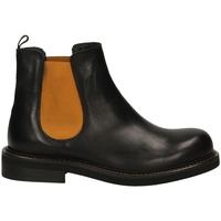 Chaussures Femme Boots Mat:20 VITELLO nero-nero