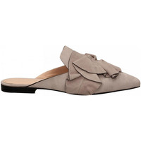 Chaussures Femme Sabots Elvio Zanon CAMOSCIO lavanda