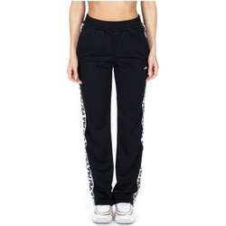 Vêtements Femme Pantalons de survêtement Fila WOMEN THORA track pants 002-black