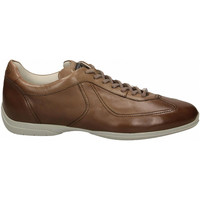 Chaussures Homme Derbies Santoni PEDULA 7F+INF. GOOSE PLUS e50-marrone-medio
