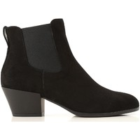 Chaussures Femme Low boots Hogan HXW4010W890CR0B999 nero