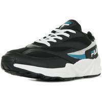 Chaussures Baskets basses Fila Venom 94 Low noir