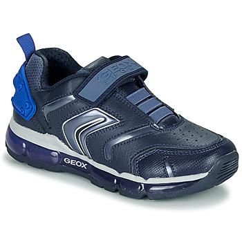 Chaussures Garçon Baskets basses Geox J ANDROID B Blue