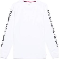 Vêtements Homme T-shirts manches longues Herschel Herschel Long Sleeve T-Shirt 1