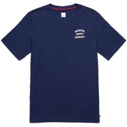 Vêtements Homme T-shirts manches courtes Herschel Herschel Stack Logo T-Shirt 19