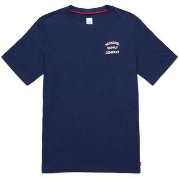 T-shirt Herschel Herschel Stack Logo T-Shirt