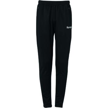 Vêtements Pantalons de survêtement Kempa Jogging Performance Tec noir/blanc
