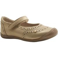 Chaussures Fille Ballerines / babies Little Mary GENNA PLATINE