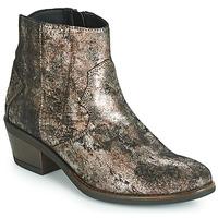 Chaussures Femme Boots Elue par nous FLO Bronze