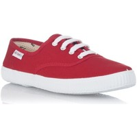 Chaussures Femme Baskets basses Victoria 106613 Rouge