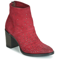 Chaussures Femme Bottines Metamorf'Ose FALCAO Rouge