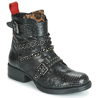 Chaussures Femme Boots Metamorf'Ose FALICON Noir