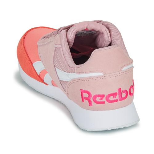 RBK ROYAL JOG  Reebok Classic  baskets basses  femme  gris