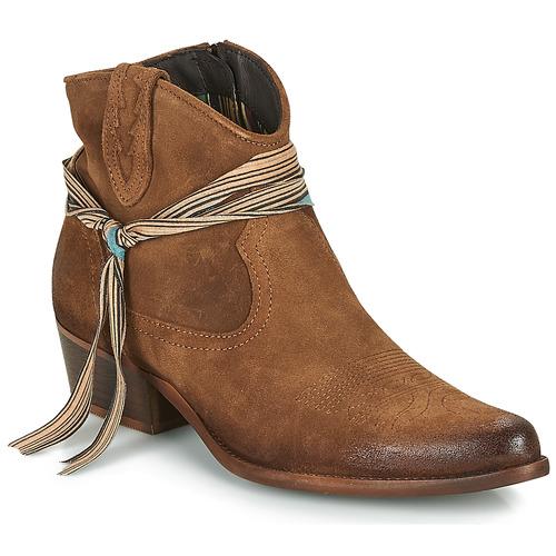 Chaussures Femme Boots Felmini SERRAJE Marron