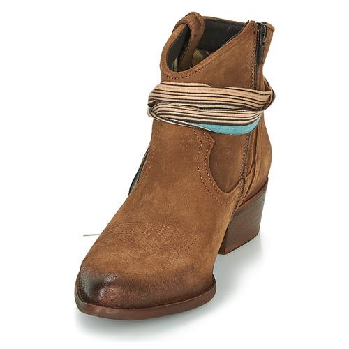 Femme Boots Boots Felmini Felmini Marron Serraje Serraje Femme Serraje Marron KJ31TlFc
