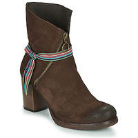 Chaussures Femme Bottines Felmini ALTA Marron