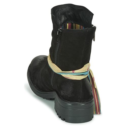 Boots Felmini Noir Femme Chaussures Azafrino Ib7Yfyvg6