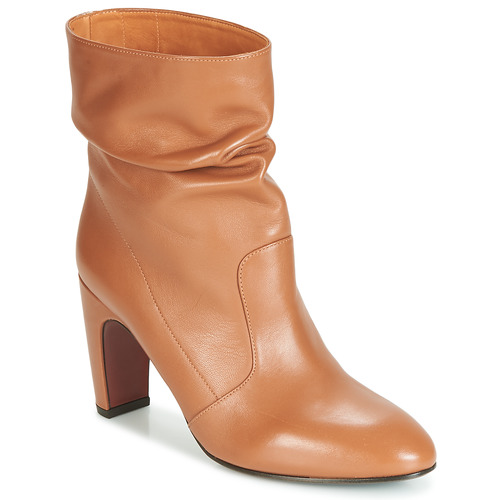 Chaussures Femme Bottines Chie Mihara EVIL Camel