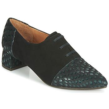 Chaussures Femme Derbies Chie Mihara ROLY Noir / Vert