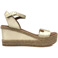 Chaussures Femme Sandales et Nu-pieds Popa congo champagne 158001 Or