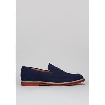 Chaussures Homme Slip ons Krack 1240021 bleu