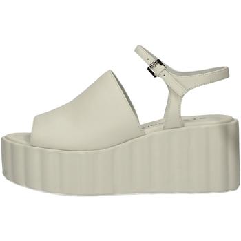 Chaussures Femme Sandales et Nu-pieds Strategia W19 BLANC