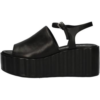 Chaussures Femme Sandales et Nu-pieds Strategia W19 NOIR