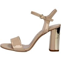 Chaussures Femme Sandales et Nu-pieds Margot Loi 2384L007 NUDE