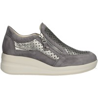 Chaussures Femme Baskets basses Melluso R20224 JEANS