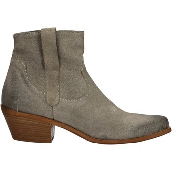 Chaussures Femme Low boots Cube 200 GRIS