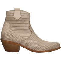 Chaussures Femme Low boots Cube 200V BEIGE