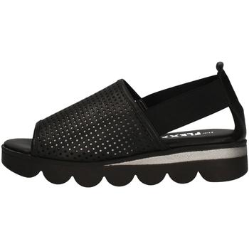Chaussures Femme Sandales et Nu-pieds The Flexx VICTORY NOIR