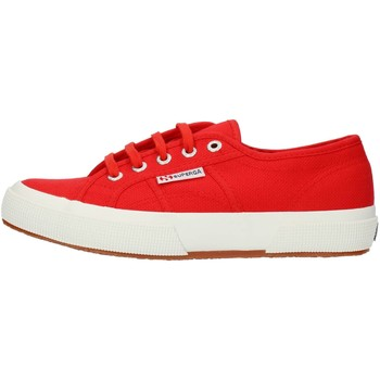 Chaussures Baskets basses Superga 2750S000010 Rouge